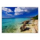 Beaches, Barahona, Dominican Republic, 3 Card