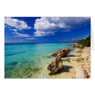 Beaches, Barahona, Dominican Republic, 3 Card