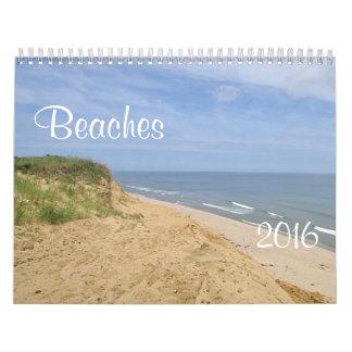 Beaches Calendars