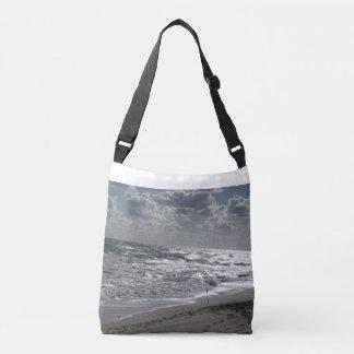Beaches Fishing and Dreams Crossbody Bag