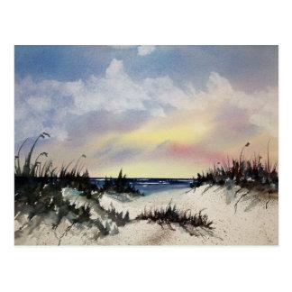 Beachscape Postcard