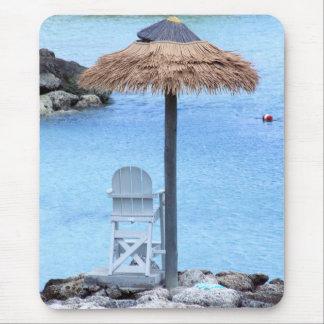Beachy Invitation mousepad