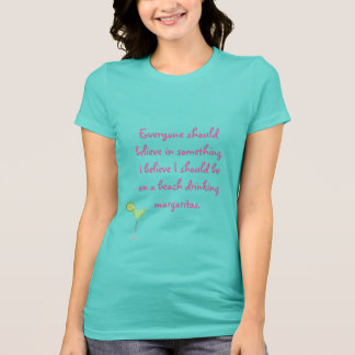 Beachy margaritas T-Shirt