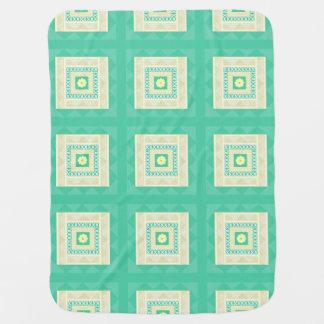 Beachy Masi Quilt Block Blanket
