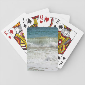 Beachy Playing Cards