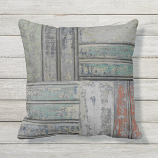 Beachy Throw Pillow