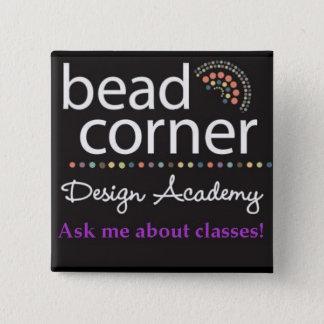 Bead Corner button