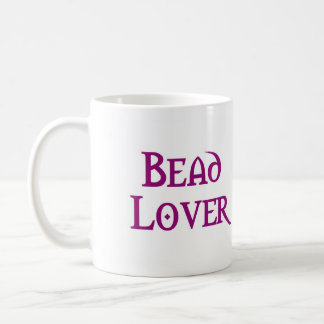 Bead Lover Coffee Mug II