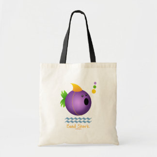 Bead Shark - Purple Tote Bag