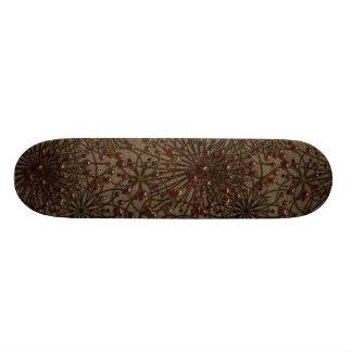 Beaded Arrangement Skateboards