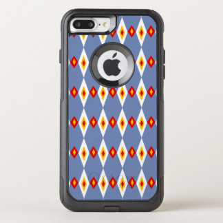 Beaded Diamonds OtterBox Commuter iPhone 8 Plus/7 Plus Case