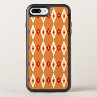 Beaded Tri-Diamonds OtterBox Symmetry iPhone 8 Plus/7 Plus Case