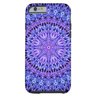 Beads of Light Mandala Tough iPhone 6 Case