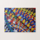 Beadwork, Melmoth, Kwazulu-Natal, South Africa Jigsaw Puzzle