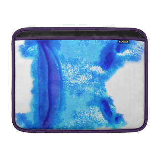 Beady eyes and lips MacBook air sleeves
