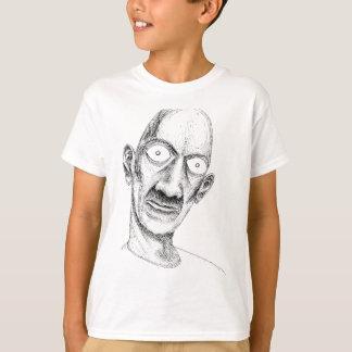 Beady Eyes Bald Guy - T-Shirt
