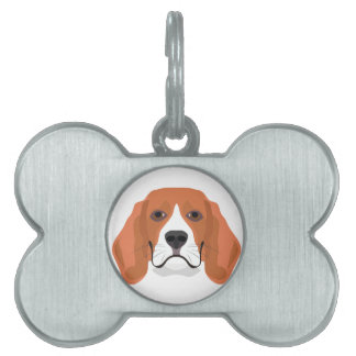 Beagle01_01_B_Quadrat.ai Pet ID Tag