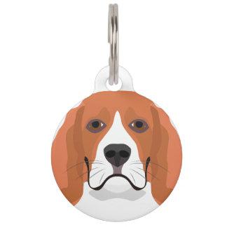 Beagle01_01_B_Quadrat.ai Pet Tag