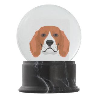Beagle01_01_B_Quadrat.ai Snow Globe