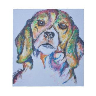 Beagle 1 notepads