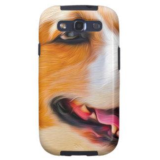 Beagle art galaxy s3 cover
