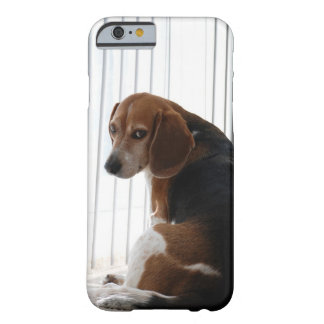 beagle attitude barely there iPhone 6 case
