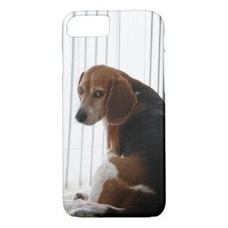 beagle attitude iPhone 7 case
