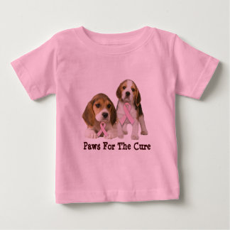 Beagle Breast Cancer Toddler Unisex T-Shirt