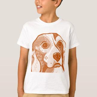 Beagle Brown Tones T-Shirt