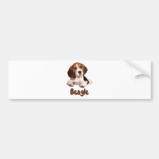Beagle! Bumper Sticker