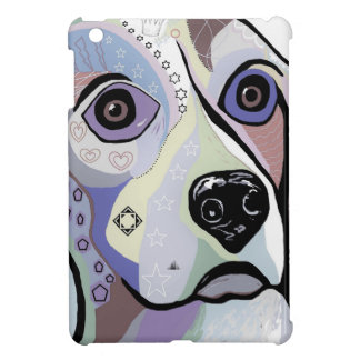Beagle DENIM Colors Case For The iPad Mini
