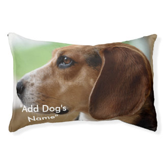 Beagle Dog Puppy Dog Bed Pillow Small Dog Bed