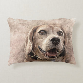 Beagle Dog Puppy Pet Pillow