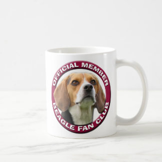 Beagle Fan Club Mug