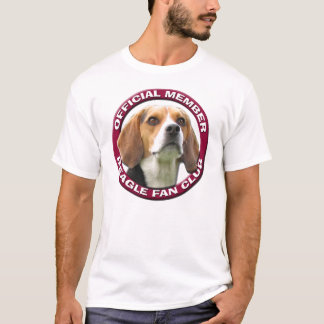 Beagle Fan Club T-Shirt