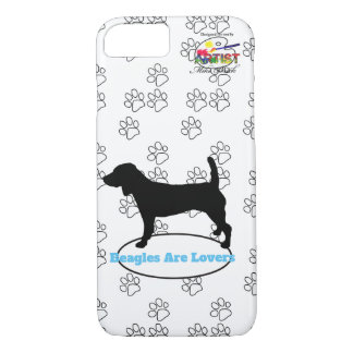 Beagle I Phone Case