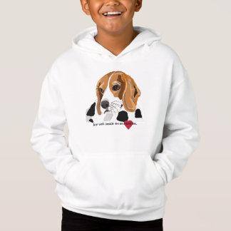 Beagle Kids Hoodie