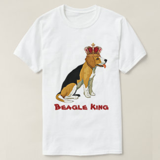 Beagle King T-Shirt