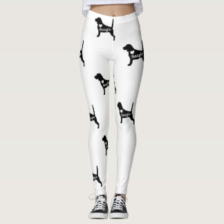 BEAGLE LOVE LEGGINGS