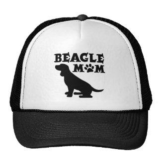 BEAGLE MOM TRUCKER HAT