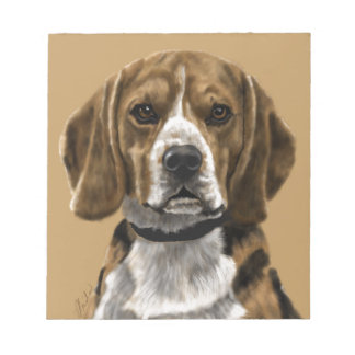 Beagle Notepads