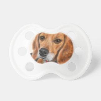 Beagle Pacifier