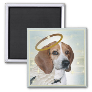 Beagle Perfect Angel gifts Magnet