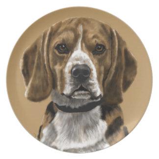Beagle Plates