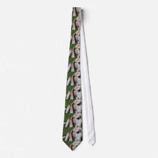 beagle portrait tie