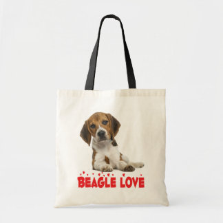 Beagle Puppy Dog Red Love