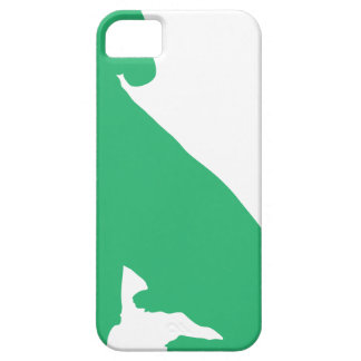 Beagle Silhouette iPhone 5 Cases