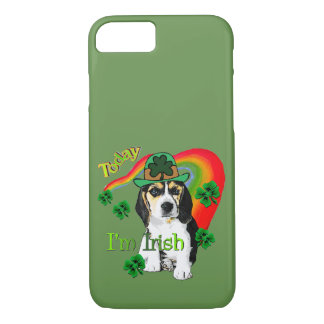 Beagle St Patrick's Day Case-Mate iPhone Case