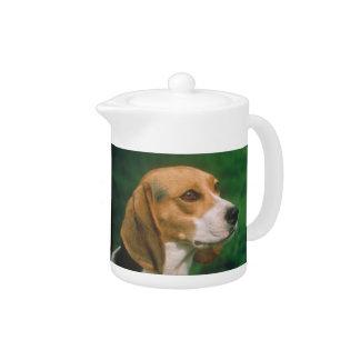 Beagle Teapot