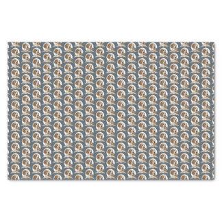 Beagle Tissue Paper